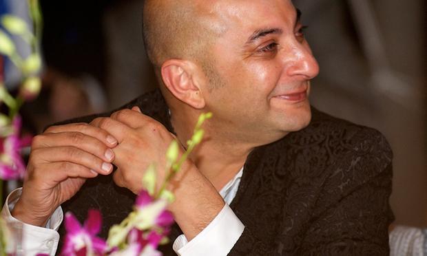 Firoz Ladak, Executive Director of the Edmond & Benjamin de Rothschild Foundations