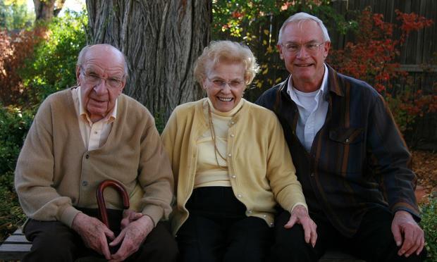 Grandparents, Old, Geriatric