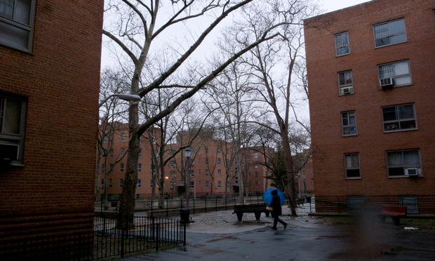 public housing, projects, NYCHA