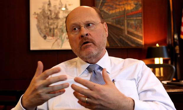 MTA Chairman Joe Lhota