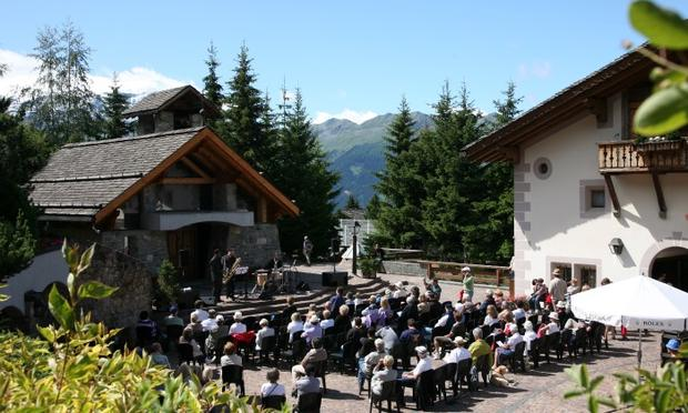 Verbier Festival, Switzerland