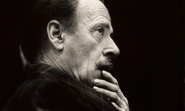 Marshall McLuhan, 1973.