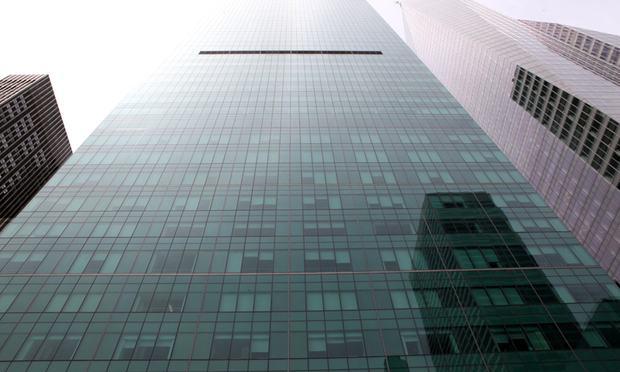 Met Life building, Standard Chartered Bank