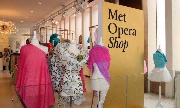 etropolitan Opera Shop
