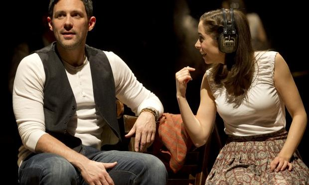 Once at New York Theatre Workshop