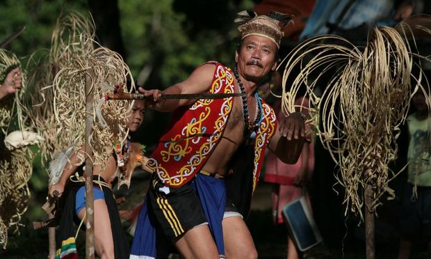 Penan, Borneo