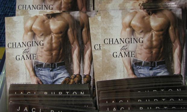 Romance fiction isn't just about bodice rippers. The genre covers everything from vampire love stories to suspense. But one thing is for sure: a cover with bare naked abs guarantees a steamy read.