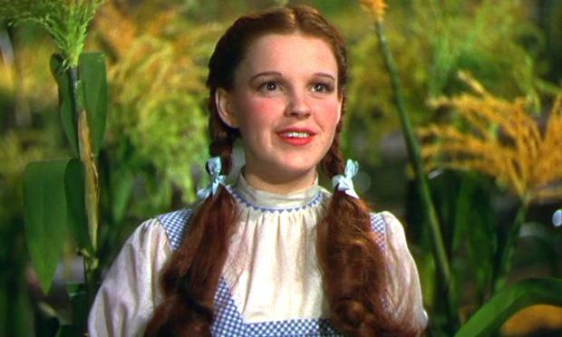 Judy Garland in 'The Wizard of Oz' (1939)