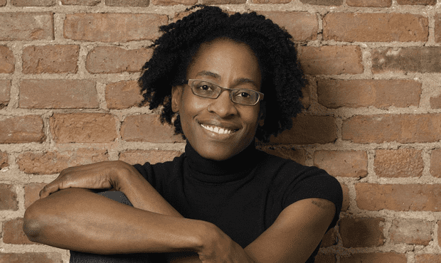 Jacqueline Woodson, author of Beneath a Meth Moon