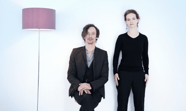 Hauschka and Hilary Hahn