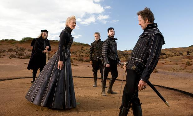 Tom Conti, Helen Mirren, David Strathairn, Alan Cumming, Chris Hooper, Julie Taymor, The Tempest
