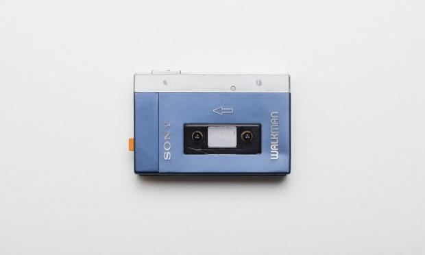 Walkman, Sony, Casette, Tape, Portable, Music
