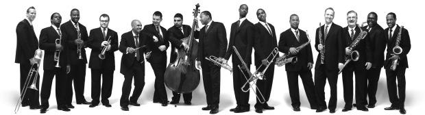 Wynton Marsalis, trumpet with the Jazz at Lincoln Center Orchestra