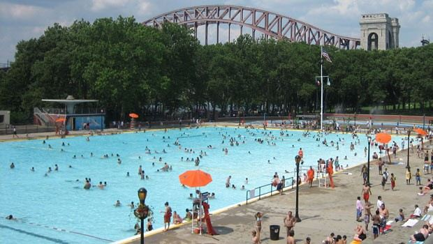 Outdoor Pools To Open This Week Wnyc