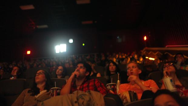 New York Tech Meetup watches The Social Network on opening night