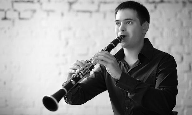 Clarinetist Stanislav Chernyshev