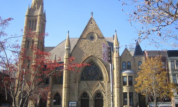 Harlem's Abyssinian Baptist Church