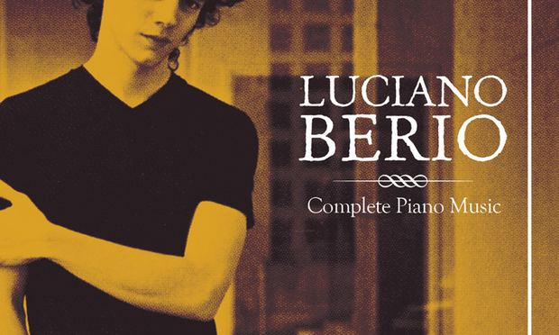Luciano Berio Complete Piano Music by Francesco Tristano
