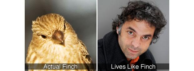 Finch and Keret