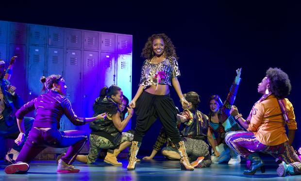'Bring It On' at the St. James Theatre.