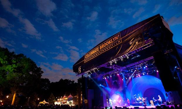 the top five outdoor summer concerts in new york city wqxr