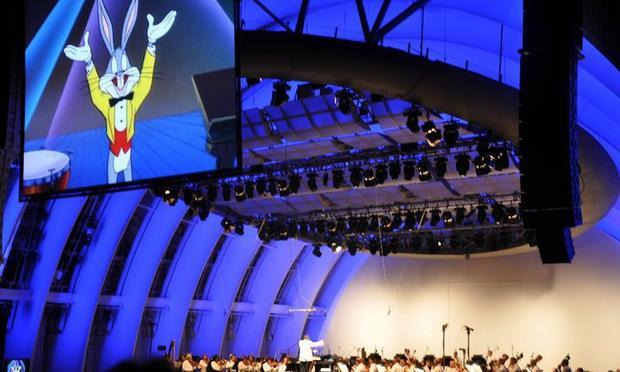 A Delaware Symphony pops concert