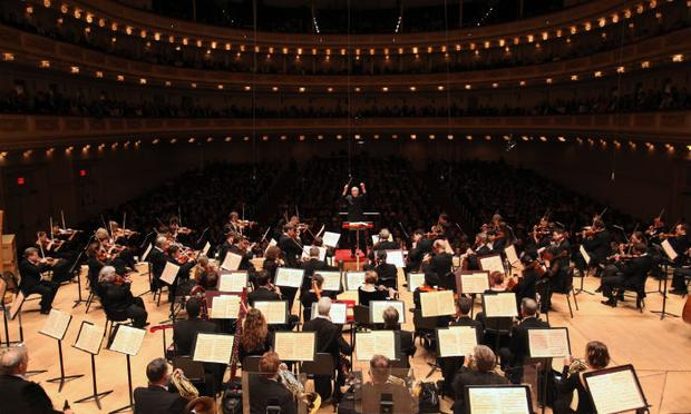 Houston Symphony at Carnegie Hall