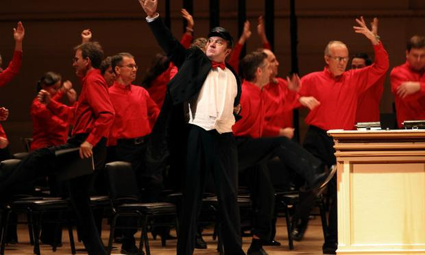 Houston Symphony at Carnegie Hall