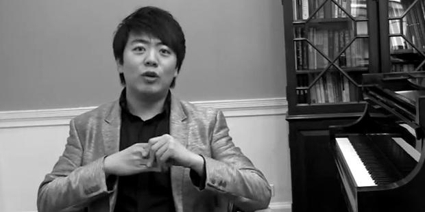 Lang Lang shares his Top Five.