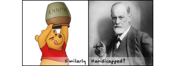 Winnie the Pooh and Sigmund Freud