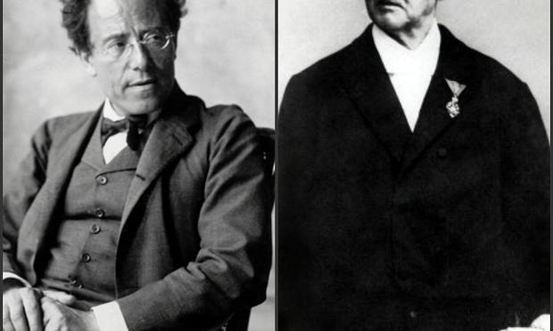 Gustav Mahler vs. Anton Bruckner: Who's more epic?