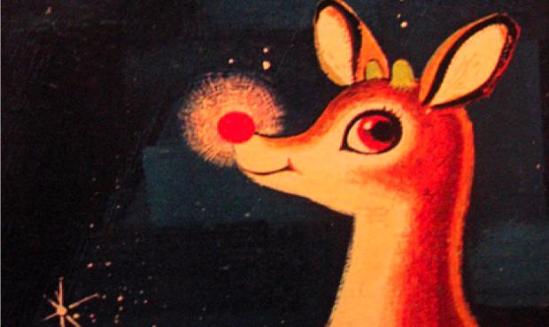 Studio 360 Episode 852, Studio 360 Gold, rudolph book cover