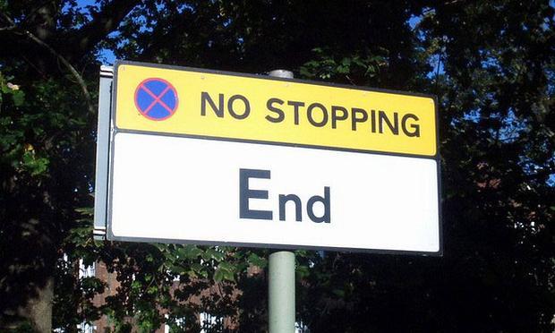 Paradoxical sign