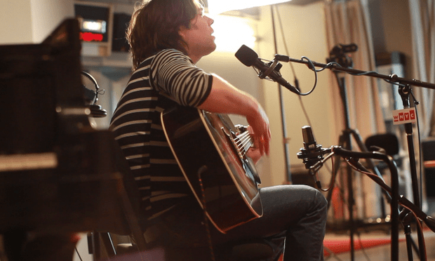 Rufus Wainwright plays live in the Soundcheck studio