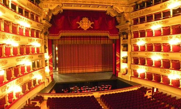 Auditorium, Teatro alla Scala