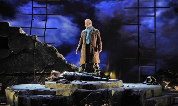 Jay Hunter Morris in 'Siegfried'