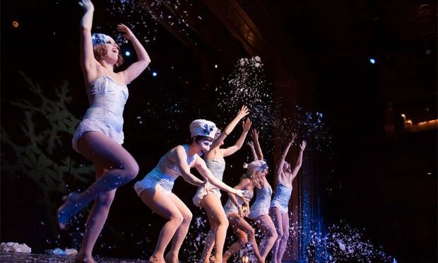 'Land of the Sweets: A Burlesque Nutcracker'