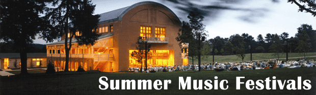 WQXR 2011 Summer Music Festivals