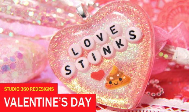 Studio 360 Redesigns Valentine's Day