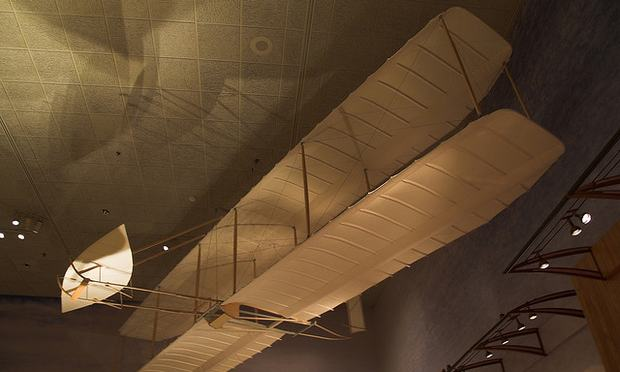 Wright Brothers' plane
