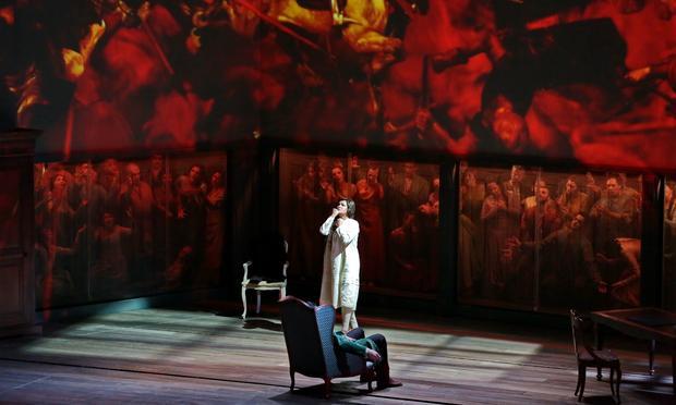 Anna Netrebko stars in Verdi's 'Joan of Arc' at La Scala in Milan.