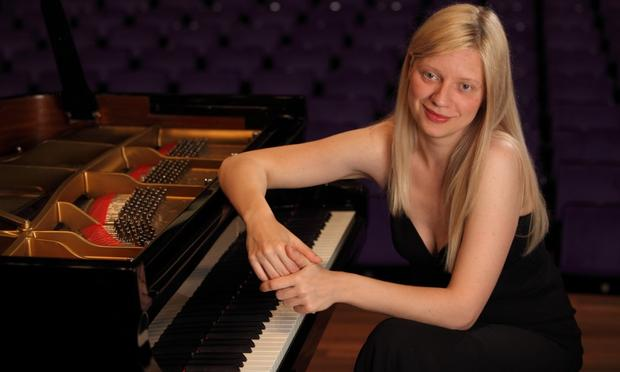Valentina Lisitsa's latest album showcases the works of Liszt.