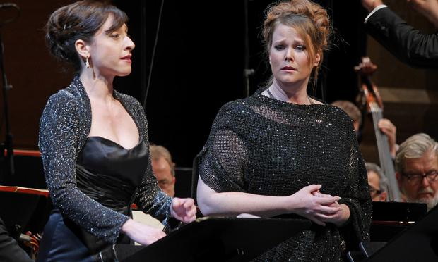 Lidia Vinyes-Curtis and Jessica Pratt star in Rossini's 'Otello' from the Grand Liceu Theater in Barcelona.