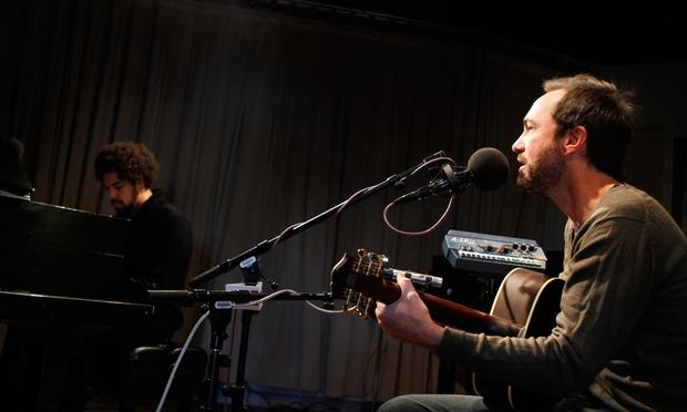 Broken Bells performs in the Soundcheck studio.