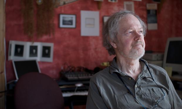 Composer Ingram Marshall