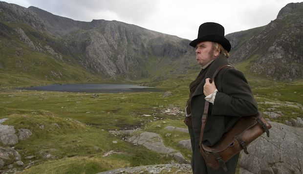 Timothy Spall as the eccentric British painter J.M.W. Turner in 'Mr. Turner'