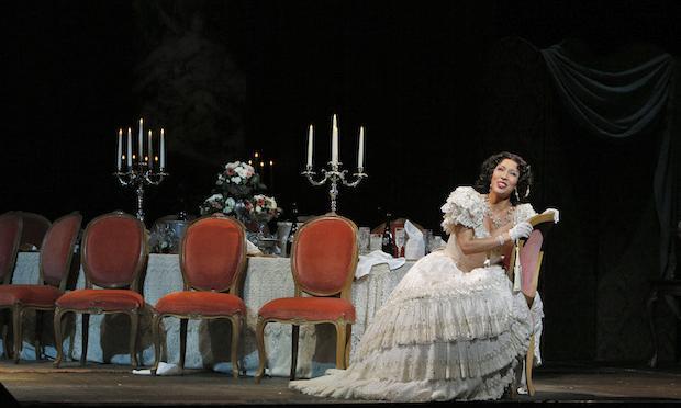 Nicole Cabell in 'La Traviata'