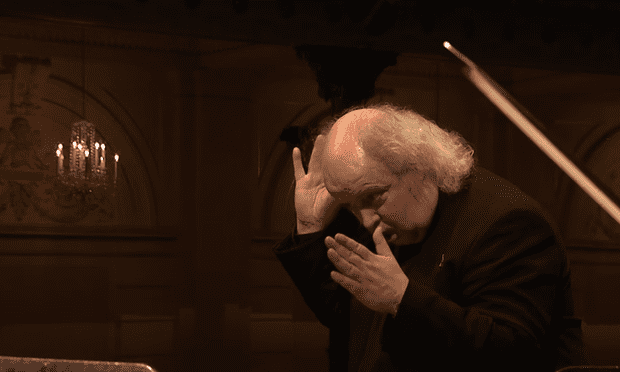 Pieter Jan Leusink conducting the Mozart Requiem