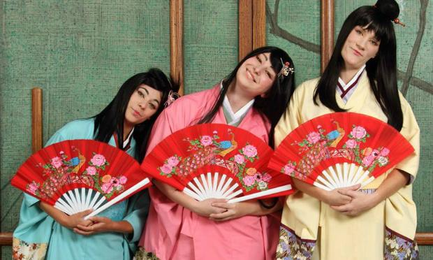 Seattle Gilbert and Sullivan Society's 'The Mikado'