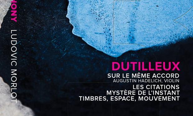 'Seattle Symphony - Henri Dutilleux: Sur le même accord'